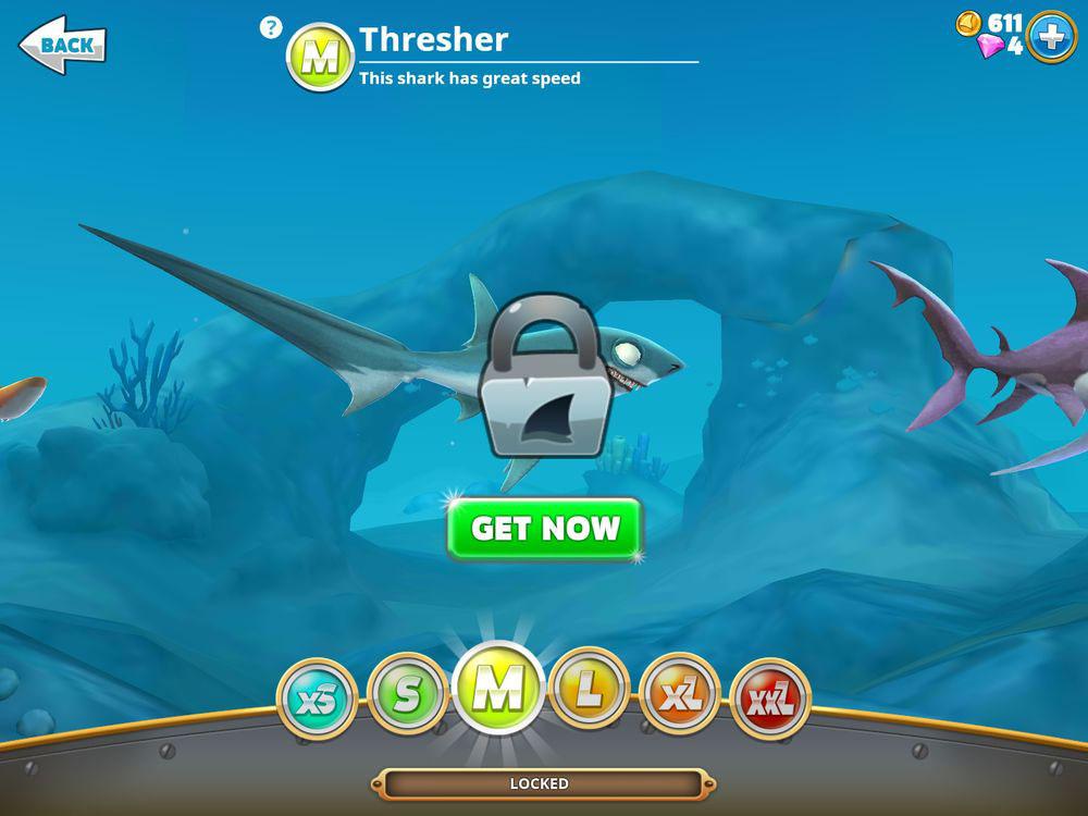 игра акула шарк скачать