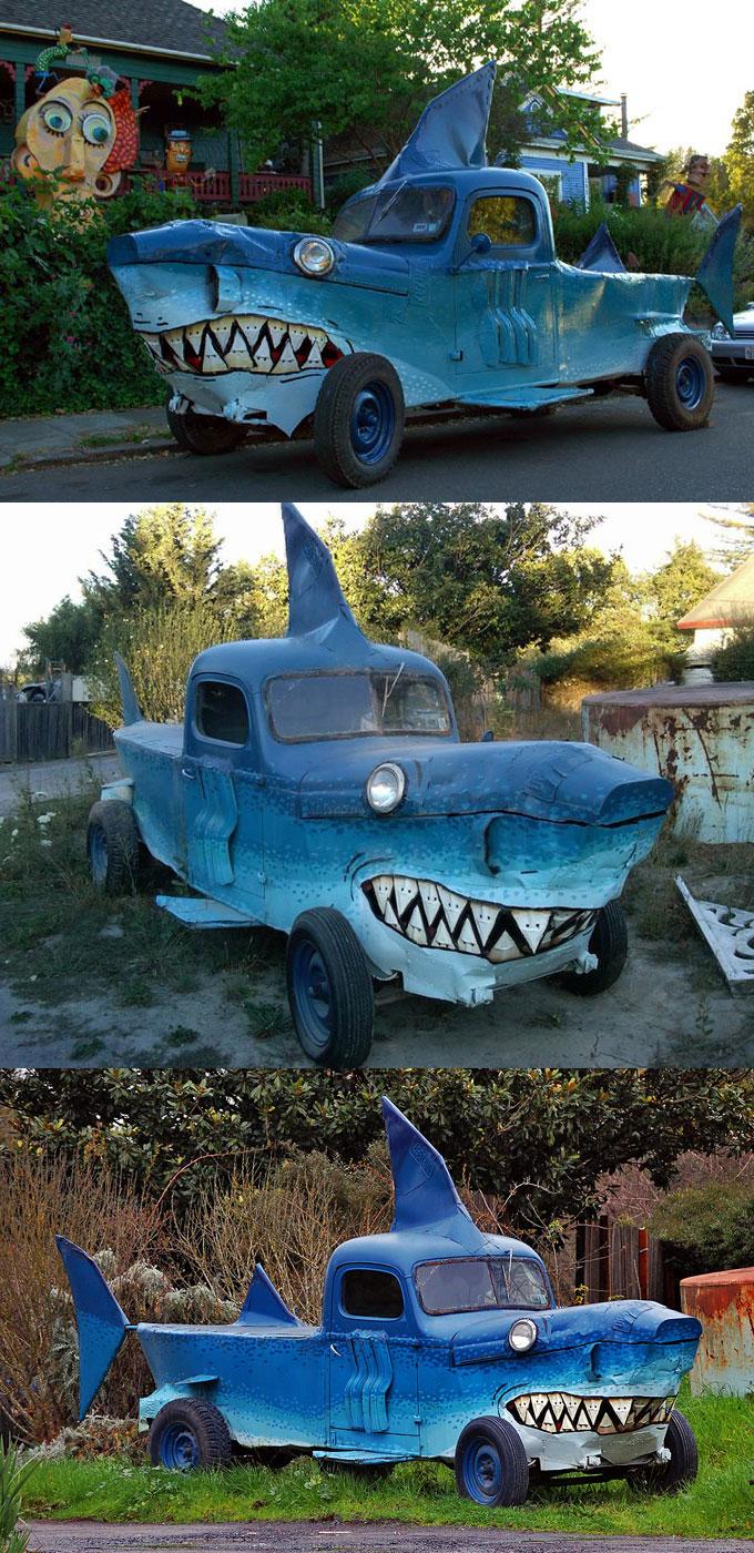 Фото грузового акуломобиля