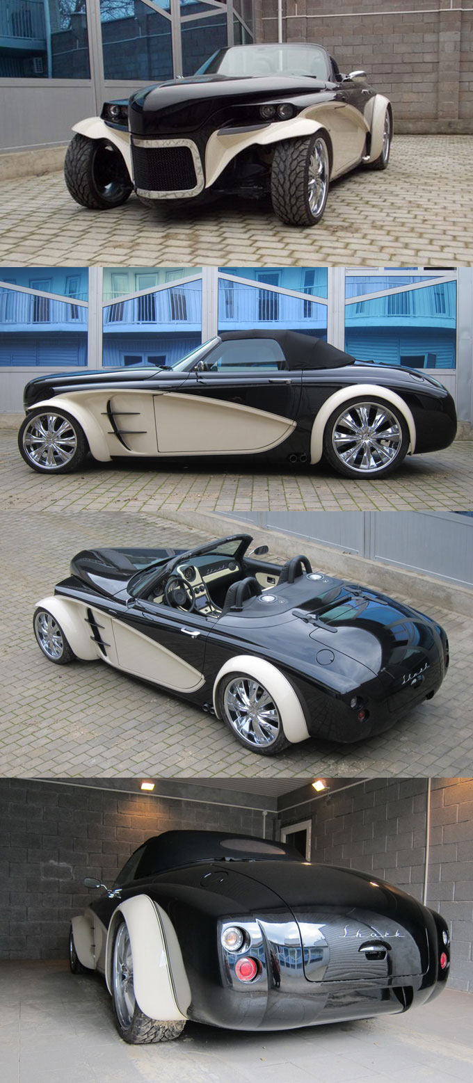 Фото автомобиля ГАЗ 20 Roadster Shark