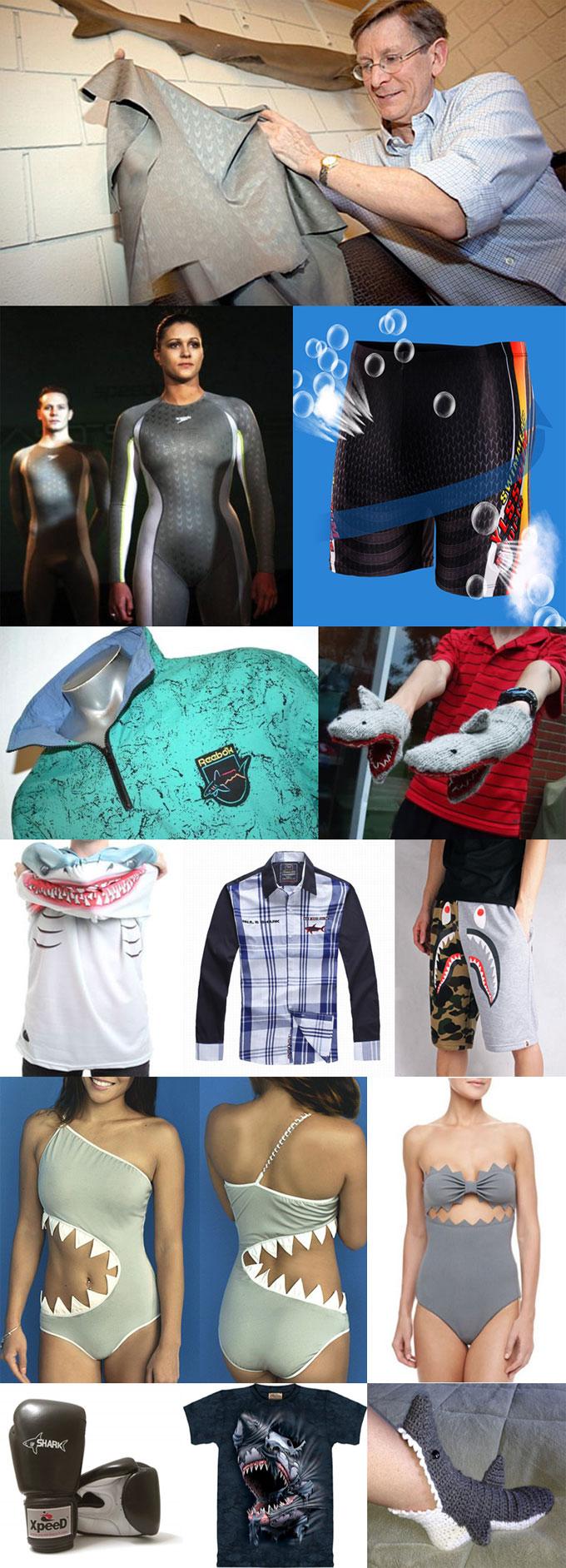 Фотографии одежды Акула