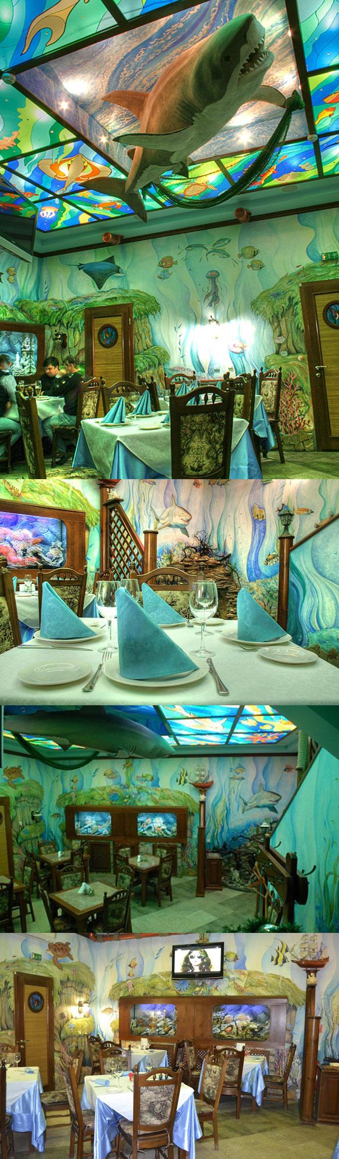 Ресторан Акула-джаз Киев