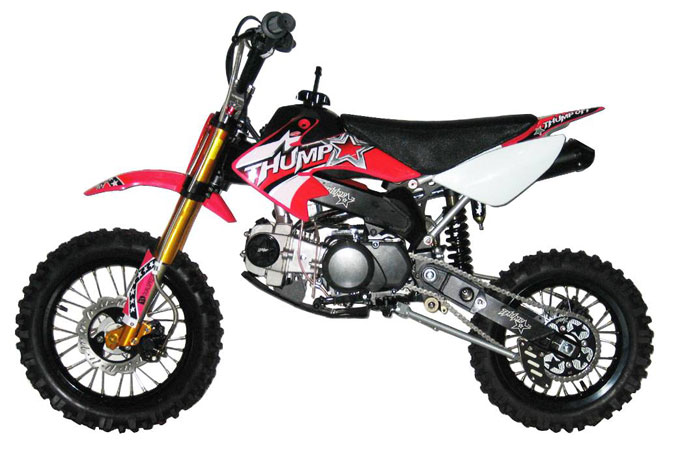 Фото электромотоцикла Thumpstar Dirt Bike