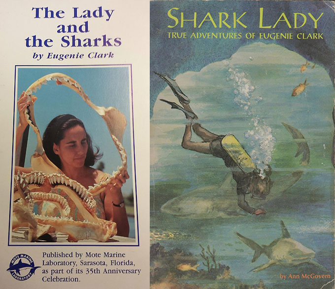 Фото: Книги про акул