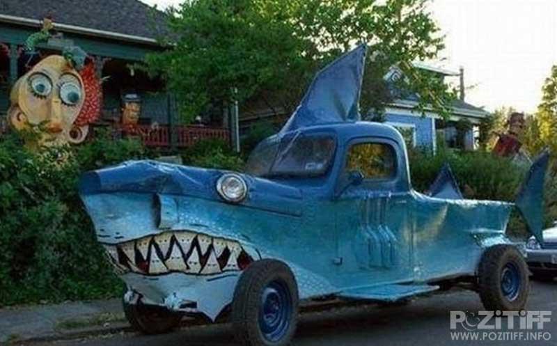 Акула грузовик