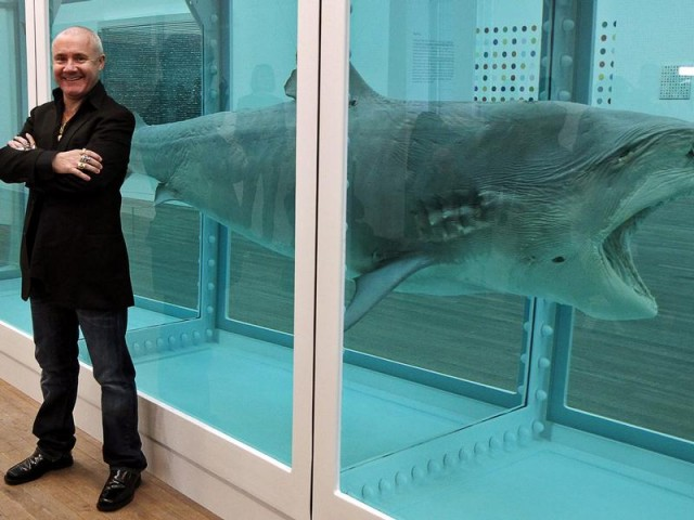 Акула в формалине