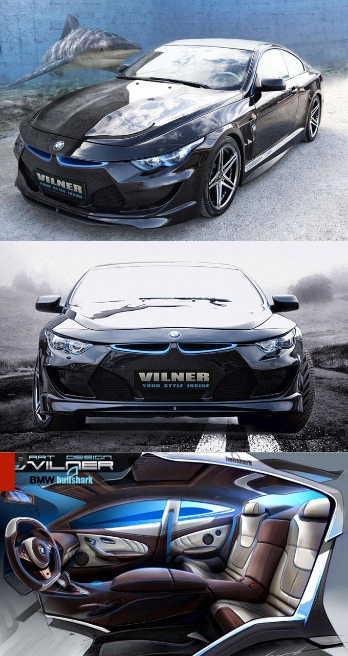 Фото автомобиля BMW 6 Vilner bullshark