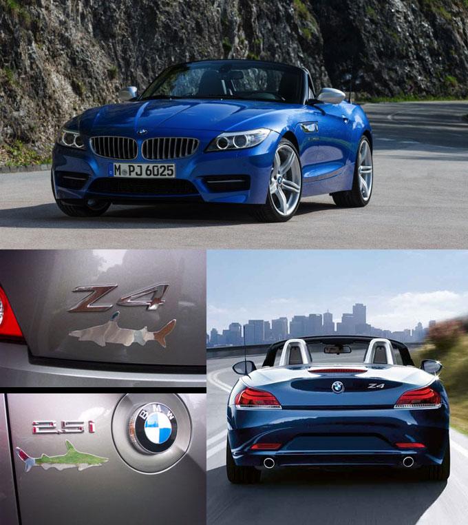 Фото автомобиля BMW Z4 Land Shark