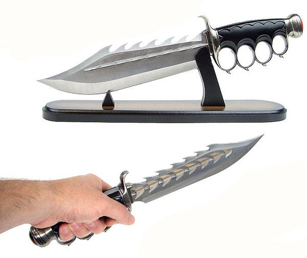 Фотография ножа последнего момента