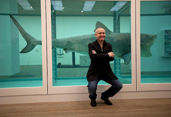 Как продать мертвую акулу за 12 миллионов долларов?