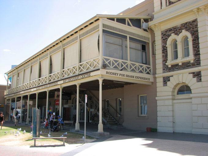Акулий музей Родни Фокса в Австралии