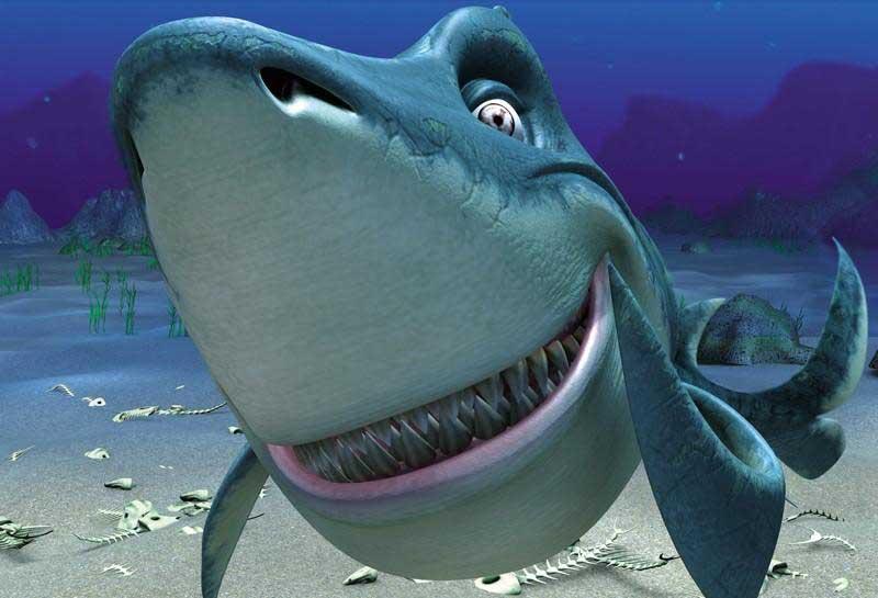 Акула всех съела